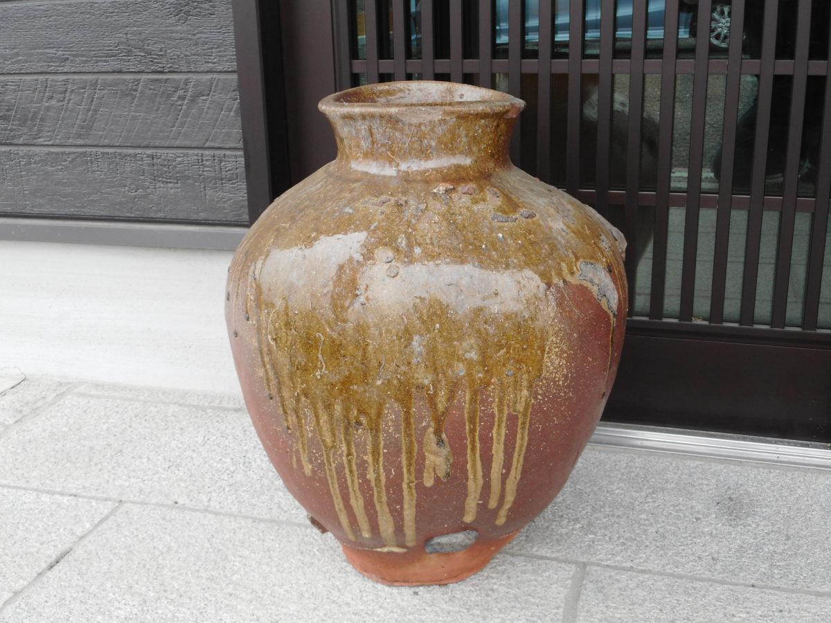 常滑焼(愛知県)の大壺